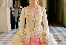Marie Antoinette inspirations  / by Jessica Daniels
