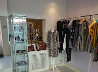 Just g Boutique Interior / We've moved premises to 10 William Street, Edinburgh.  Here are pictures of the new boutique.