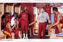 The Cyclones in Pictures / Photographs of my favorite Cyclone sports memories. / by Geoff Wood