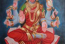 Hindu Gods & Goddess