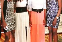 the beauty of Anna Dibaba / an Ethiopian middle distance runner - the youngest of famous Dibaba sisters