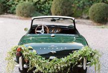 Wedding - cars