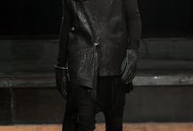 MENSWEAR: Leather Jackets
