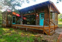 Tiny Homes, Cabins & Cottages / by Peter Holtman