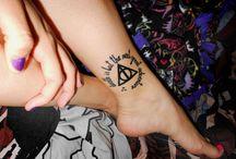 tattoos / by Anna Kloskey