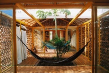 Bamboo / Arquitectura y diseño en bambú Architecture and design with bamboo