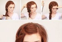 Hair / Hair styling