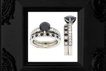 Gothic subculture jewelry / Gothic style jewelry