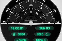Android Watch Faces / Collection of best android watch faces are here...