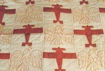 Quilts - Antique