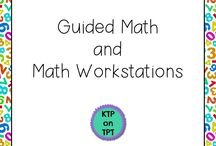 Guided math / by Renae Reich