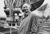 Sir Bernard Lovell and the Lovell telescope read the whole story in Space Has No Frontier