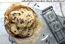 chocolate chips! / put a chip on (or in) it!