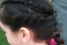 Hair ideas. / by Jenna Fordham