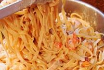 Recipes: Pasta, Potatoes & Rice / by Janessa Jenkins