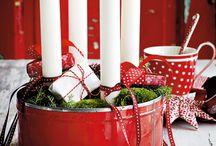 Vánoční výzdoba / Dekorace a výzdoba na vánoce
