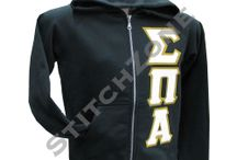 Sigma Pi Alpha Fraternity  / Lined Jackets, Hoodies, Zip-ups and much more...