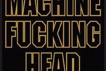 Machine f@#king head