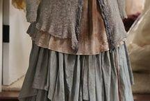 Mori Girl Fashion / by Elizabeth Mosher