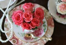Eddison & Melrose Tea Parties / Choose from our themed parties for your special celebration...