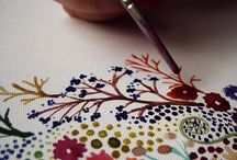 Malování a Kreslení-Painting and Drawing