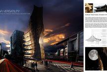 Resultados del Concurso eVolo 2014 Skyscraper / Concurso internacional de arquitectura eVolo 2014 Skyscraper Competition. Establecido en 2006, el concurso anual de rascacielos es uno de los premios.
