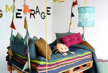 Kids room -Decorating and inspiration