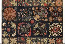 Antique Wool Handwork