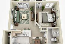 casas y diseño de interiores
