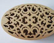SCATOLE / Scatole in legno :portaoggetti o bijoux