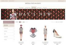 Fashion E-Commerce / por Nataliya Makulova