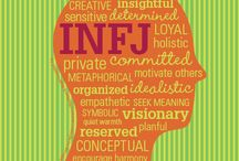 INFJ / All about me / by Kristy Picot
