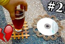 Drinking / Also coasters, bottles, cups, glasses and everything you drink from.