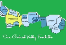 San Gabriel Valley / Real living / by Sandra Belloso