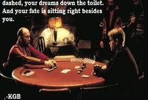 Poker Quotes / There are many intriguing and funny poker quotes. Here are some of our favorites.
