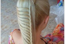 Hair / by Mary Ann Bernhardt