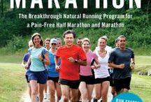 Running / Whether you are looking to ramp up for a marathon or run your first 5k the library has running literature to help you improve your endurance and stay injury free.