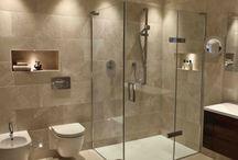 Bathroom lighting / bathroom lighting