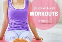exercise / Get your work-out on!