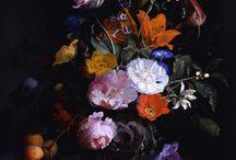 Art Floral / floral art table