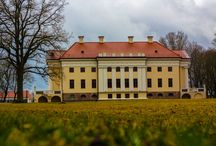 Pakruojis Manor: Feel Noble for a Weekend