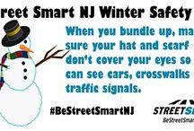 Street Smart NJ Winter Safety Tips