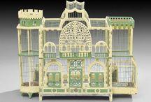 Bird Cage / Historic birdcages.