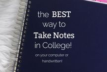 Note taking / note taking, note-taking, student notes, college notes, how to take notes, noting, high school, college, take notes in college, take notes in high school, note taking in college, visual note taking, class notes, study, study notes
