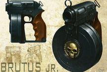 Broń dystansowa