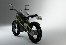concept #3 / e-motorcycle concept