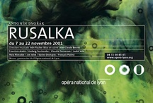 Rusalka / by Margaret Mitchell