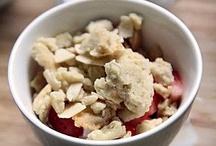 Desserts / Desserts végétaliens sans gluten