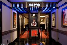 Home Cinema Feature / What's the next best thing to visiting #StarCinemaGrill for dinner and a flick? Having your own home movie theater! Get inspired by these beautiful home cinemas that are sure to please the movie-lovers out there. Dream big!