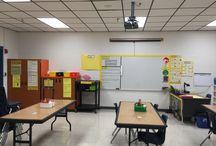Classroom 2015-2016 / Classroom organization, decorating, upkeep, and teaching techniques.